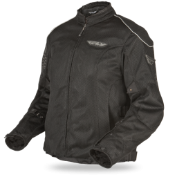 Coolpro II Ladies Jacket Black
