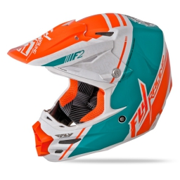 White/Teal/Orange