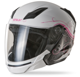 Cirrus White/Pink