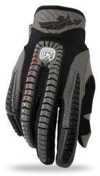 Evolution Glove Grey/Black