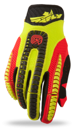 Evolution Glove Green/Red