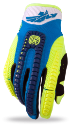Evolution Glove Blue/Hi Viz