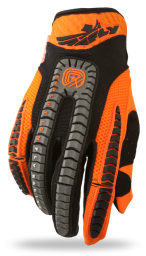 Evolution Glove Orange/Black