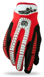Evolution Glove Red/Black