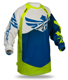 Evolution Clean Jersey Hi Viz