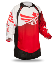 Evolution Clean Jersey Red