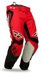 Evolution Clean Pant Red