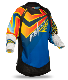 Evolution Vertigo Jersey Blue