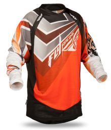 Evolution Vertigo Jersey Orange
