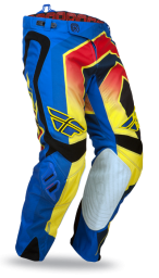 Evolution Vertigo Pant Blue