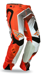 Evolution Vertigo Pant Orange