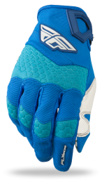 F-16 Glove Blue/White