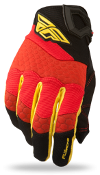 F-16 Glove Red/Black
