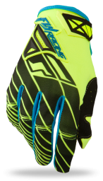 Kinetic Glove Blue/Hi Viz