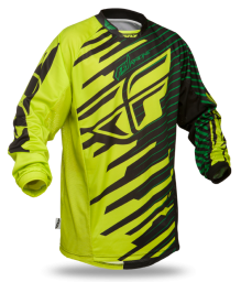 Kinetic Shock Jersey Green