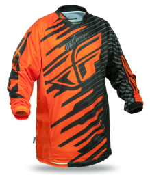 Kinetic Shock Jersey Orange