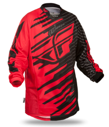 Kinetic Shock Jersey Red