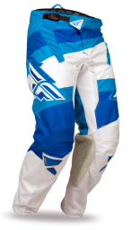 Kinetic Blocks Pant Blue/White