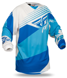 Kinetic Blocks Jersey Blue/White