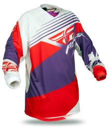 Kinetic Blocks Jersey Purple/Red