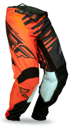 Kinetic Shock Pant Orange