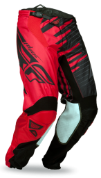 Kinetic Shock Pant Red