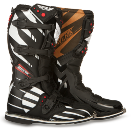 Maverik MX Adult Boot F4 Black
