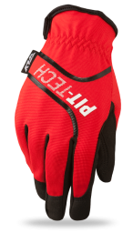 Pit Tech Lite Glove Red
