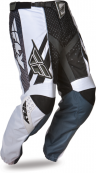 F-16 Black/White Pant