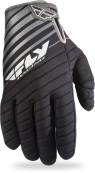 Patrol Black/Grey/White Glove