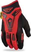 Evolution Rev Red/Black Glove