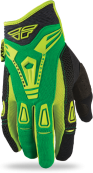 Evolution Sonar Green/Black Glove