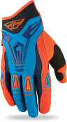Evolution Rev Neon Orange/Blue Glove