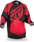 Evolution Rev Red/Black Jersey