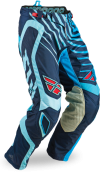Evolution Sonar Blue/Light Blue Pant