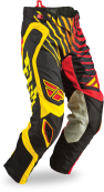 Evolution Sonar Red/Black/Yellow Pant