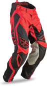 Evolution Rev Red/Black Pant