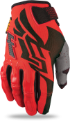 Kinetic RS Black/Maroon Glove