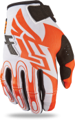 Kinetic RS Orange/White Glove