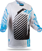 Kinetic RS Blue/White Jersey