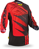 Kinetic Inversion Red/Black Jersey