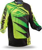 Kinetic Inversion Green/Black Jersey