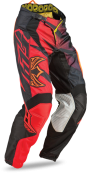 Kinetic Inversion Red/Black Pant