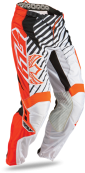 Kinetic RS Orange/White Pant