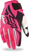 Kinetic Girl's Boot-Cut Black/Pink Glove