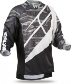 Patrol Camo/Black/Grey Jersey