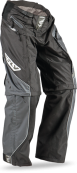 Patrol Black/Grey/White Pant