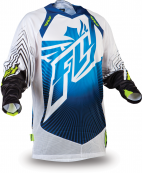 Lite Hydrogen Blue/White Jersey