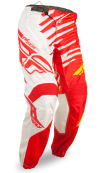 Kinetic Shock Mesh Red/Yellow Pant