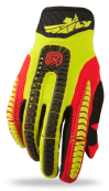 Evolution Vertigo Green/Red/Black Glove